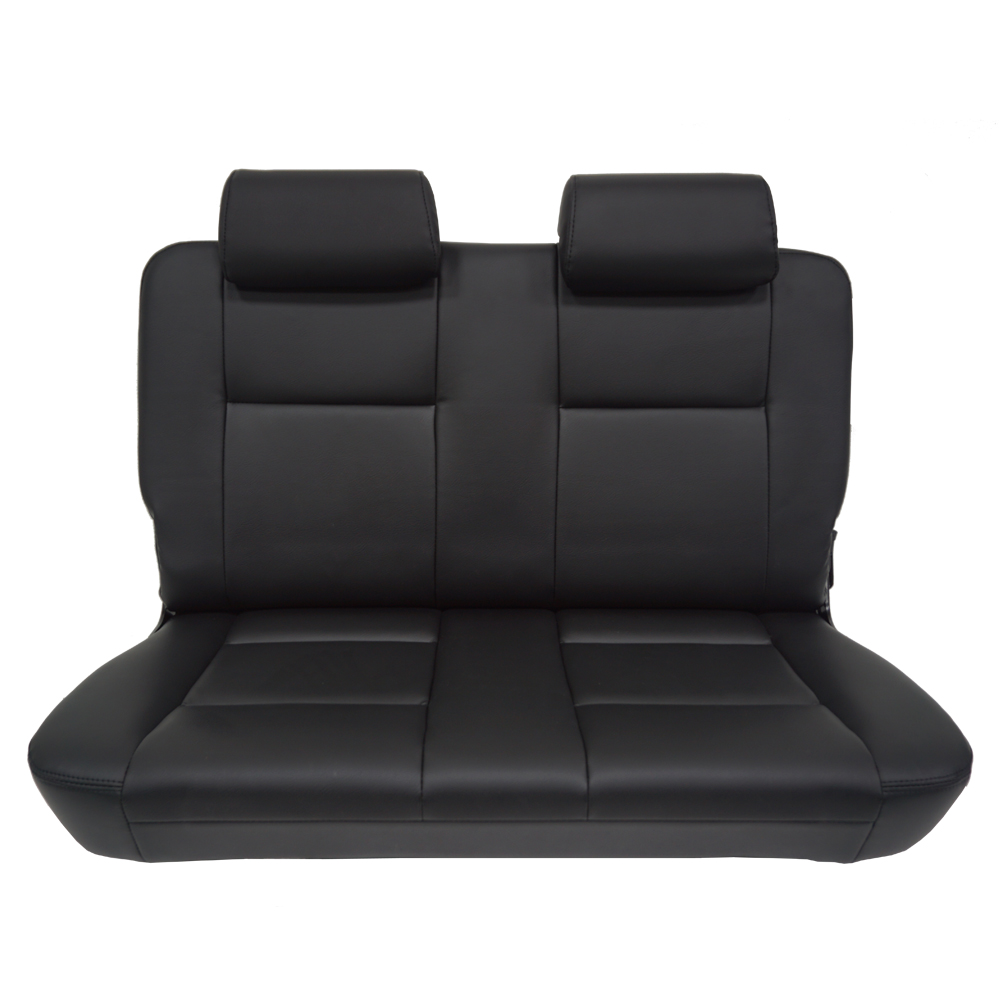 Outlander third-row seats