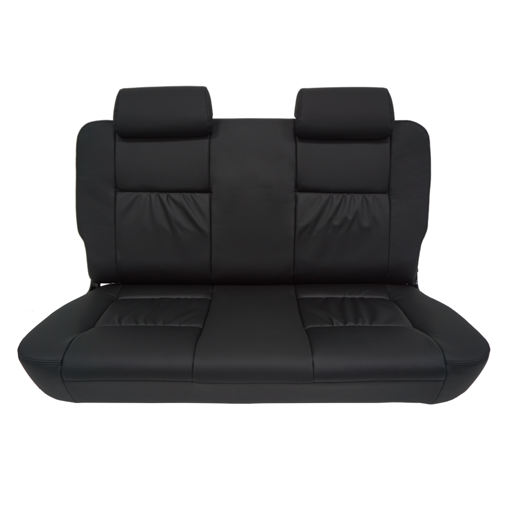 Innova third-row seats